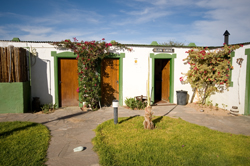 canyon self catering camp namibia