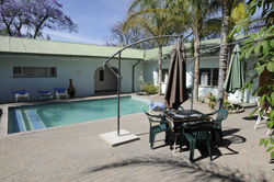 Courtyard Guest House namibia