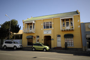 self catering accommodation in luderitz