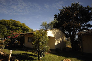 namibia guesthouse and camping