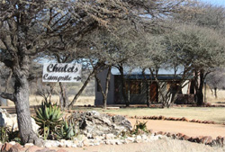 places to stay in Otjiwarongo