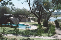 Tambuti Lodge namibia