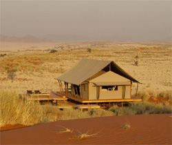 accomodation namibia desert