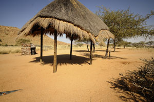 camping accomodation namibia desert