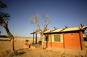 self catering accomodation namibia desert